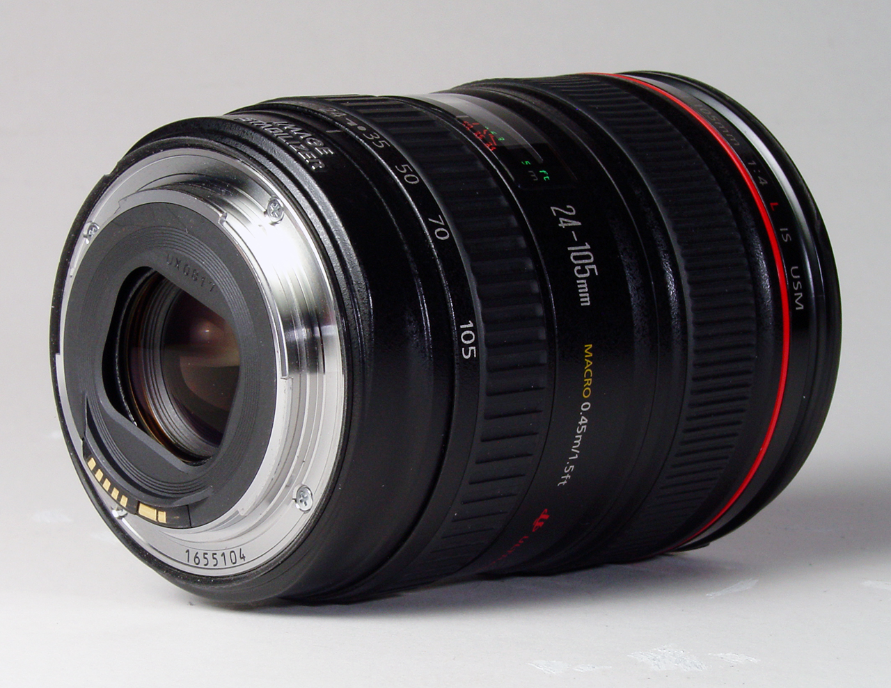 Completing the f/4 zoom lineup, along with the ef 17-40mm f/4l usm (2003) and the ef 70-200mm f/4l usm (1999), the