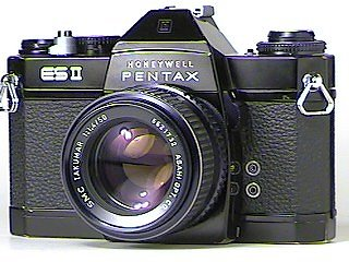Honeywell Pentax ES II