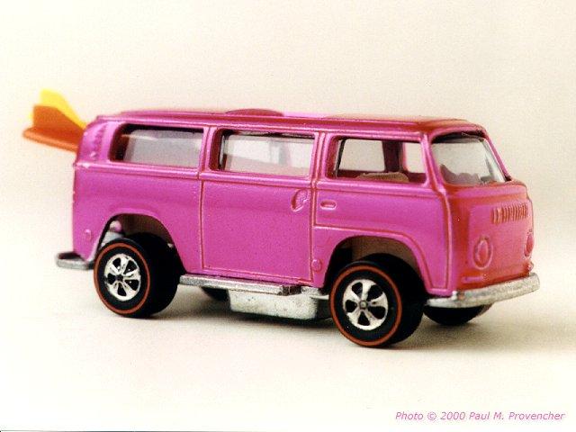 Pink Rear Loading Beach Bomb