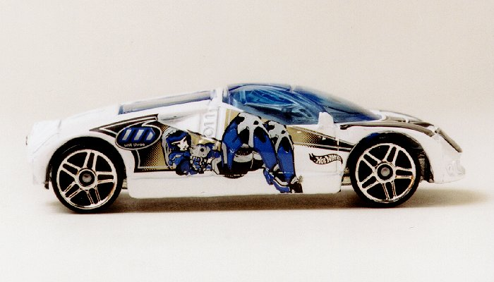 Die Cast Pro Ford GT90