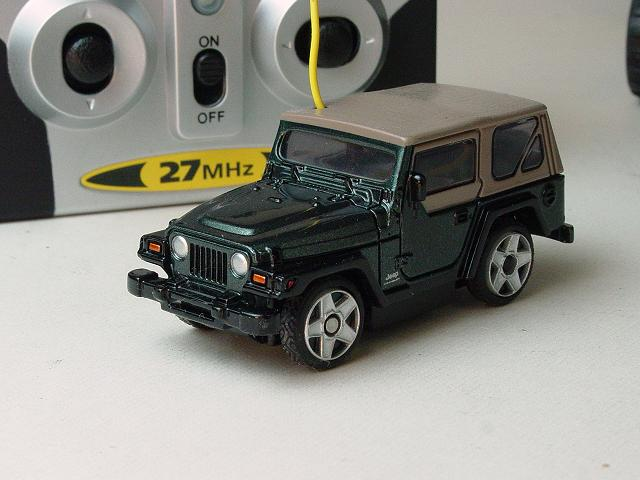 White Jeep Wrangler >> Die Cast Pro - Radio Shack Zip Zaps Jeep Wrangler Index
