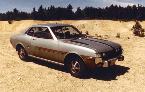 1973 Toyota Celica ST