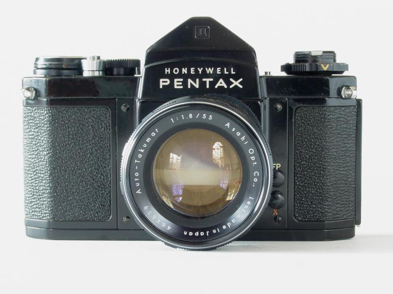 die cast pro honeywell pentax h3v with auto takumar 55mm f 1 8 rh whitemetal com VHS Movie VH Automotive Marshfield WI